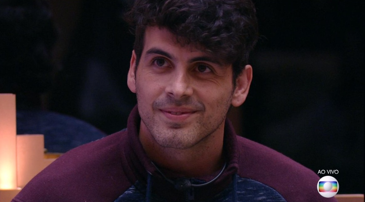 Maycon no Big Brother Brasil 19 (Foto: Reprodução/Globo)