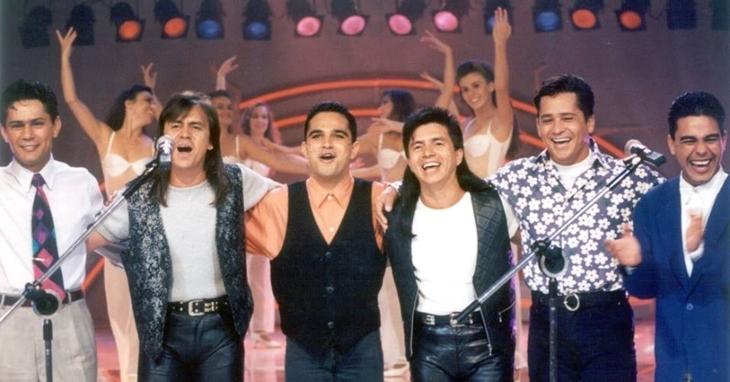 Globo pode resgatar o programa Amigos, que reunia grandes nomes da música sertaneja. (Foto: Reprodução)