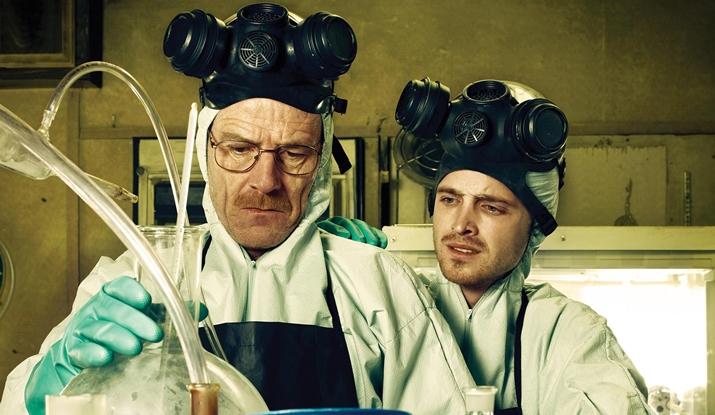 Breaking Bad ganhará filme estrelado por Aaron Paul. (Foto: Divulgação)