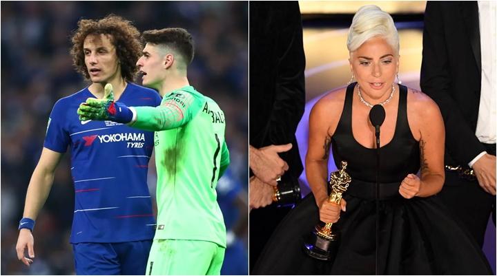 Clássico Chelsea x Manchester City teve mais audiência que o Oscar na TV paga. (Foto: Montagem/Divulgação)