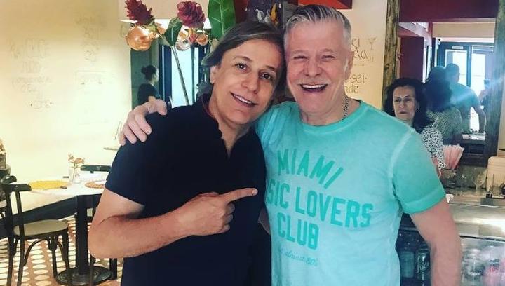 Tom Cavalcante e Miguel Falabella podem estrelar nova sitcom na Globo. (Foto: Reprodução)