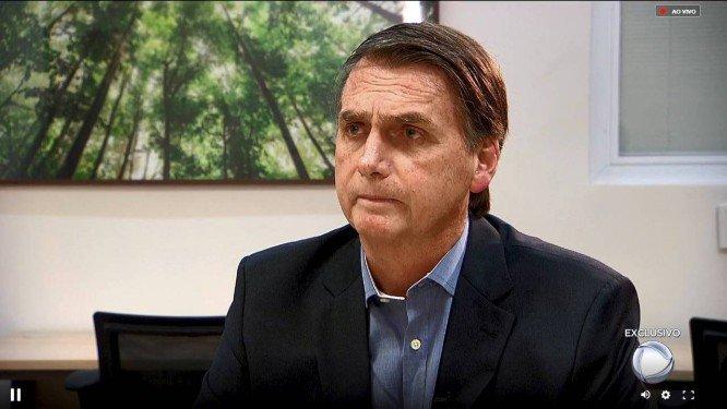 Bolsonaro na Record