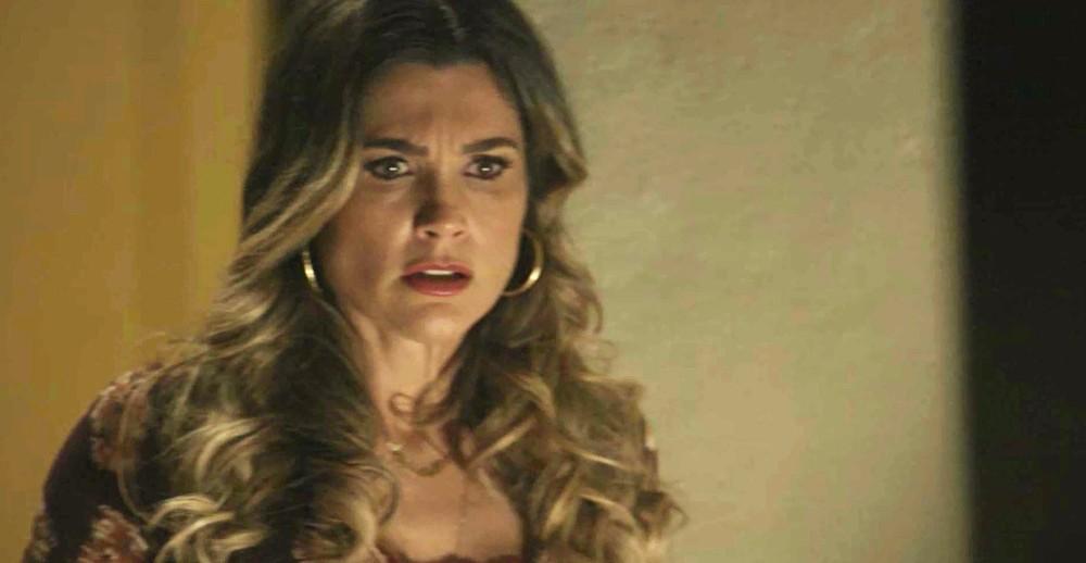 Rita de Cássia na novela O Sétimo Guardião (Foto: Reprodução)
