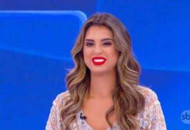 Mônica Fonseca era apresentadora do SBT no Rio Grande do Sul (foto: reprodução/SBT)