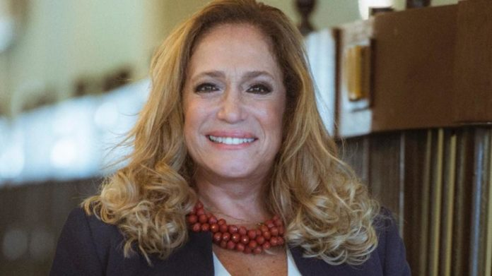 Susana Vieira em Os Dias Eram Assim na Globo, última novela que ela atuou