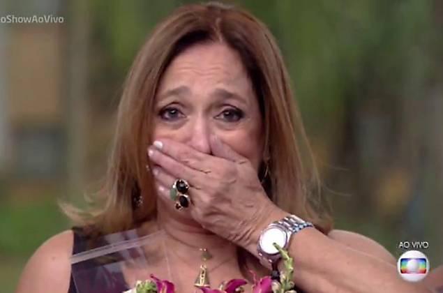 Susana Vieira sai em defesa de Paula no BBB19 (Foto: Reprodução)