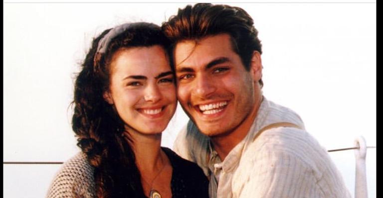 Ana Paula Arósio e Thiago Lacerda (Foto: Divulgação)