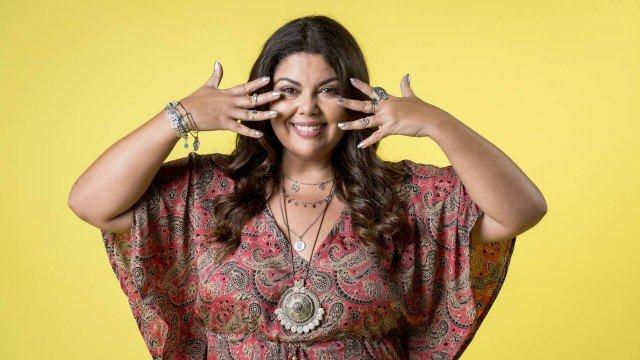 Atriz da Globo, Fabiana Karla (Foto-Reprodução)
