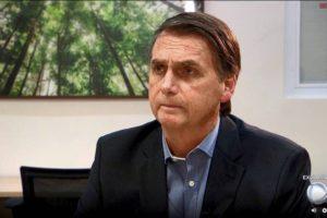 O presidente Jair Bolsonaro concedeu entrevista à Record na sexta-feira (15) - Foto: Reprodução/RecordTV/PlayPlus