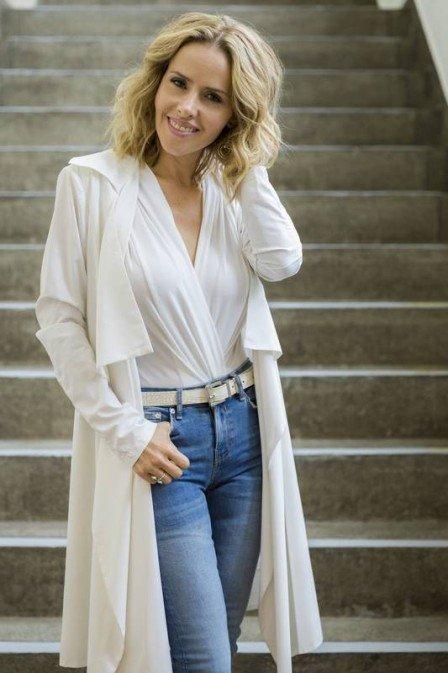 Leona Cavalli será Teresa em Órfãos da Terra (Foto: Paulo Belote/ Globo/ Divulgação)
