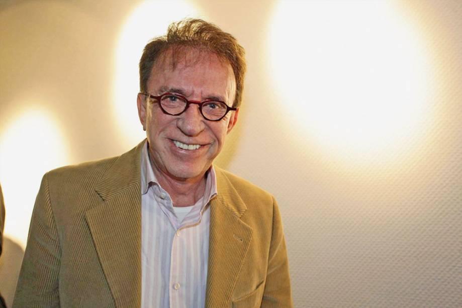 O apresentador e humorista Moacyr Franco (Foto: Reprodução)
