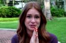 Marina Ruy Barbosa foi as lágrimas nos bastidores de novela da Globo