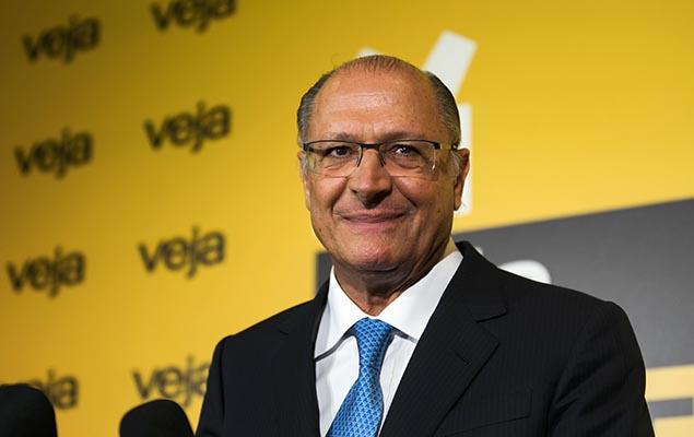 Governador Geraldo Alckmin (PSDB) (Foto: Divulgação)