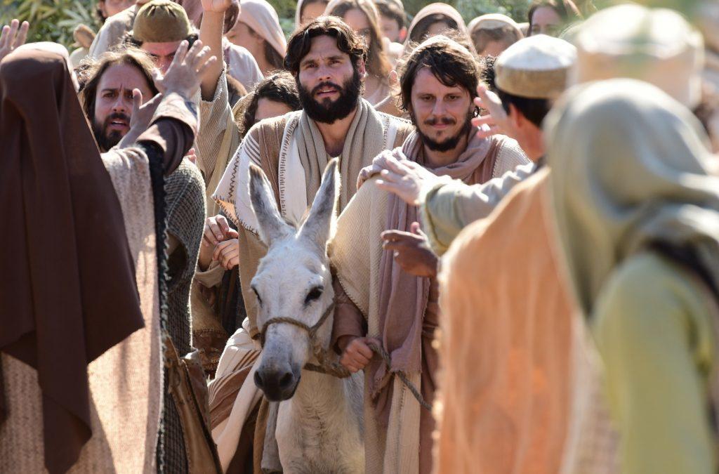Jesus se encaminha para reta final na Record (Foto: Reprodução)