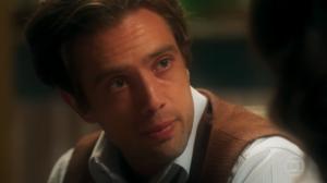 Rafael Cardoso (Danilo) em cena de Espelho da Vida (Foto: Reprodução/Globo)