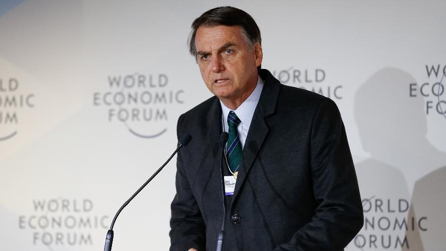 O presidente Jair Bolsonaro agora é o chefe máximo da TV Brasil (Foto: Reprodução)