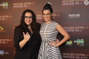 Ana Carolina e Letícia Lima (Foto: reprodução)