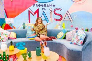 Programa da Maisa (Foto: Divulgação)