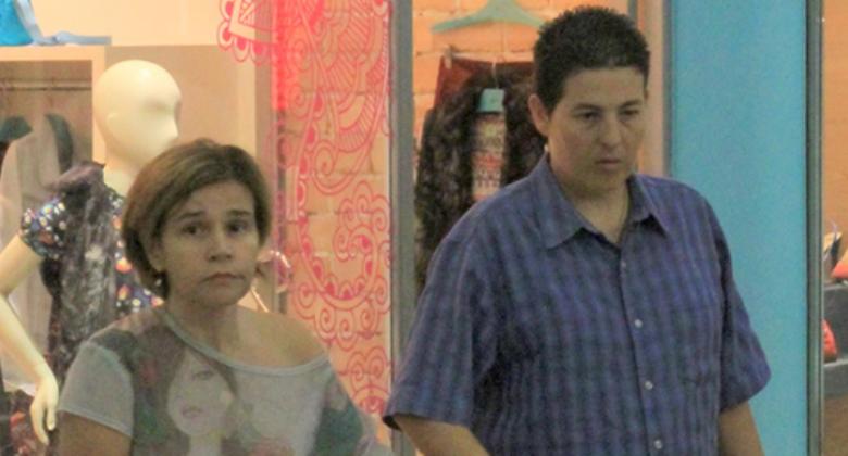 Claudia Rodrigues e Adriana Bonato (Foto: Divulgação)
