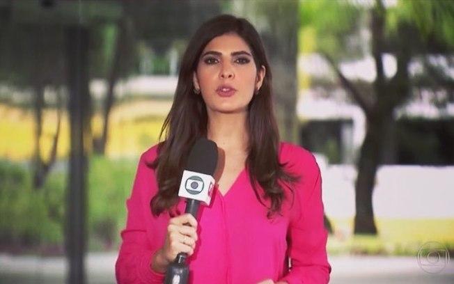 Andréia Sadi é cotada para jornal da Globo e se muda para cidade do namorado – TV Foco