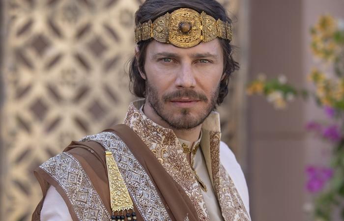André Bankoff interpretará o rei Acabe em Jezabel (Foto: Edu Moraes/Record)