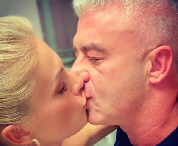 Ana Hickmann e o marido Alexandre Corrêa. (Foto: Reprodução)