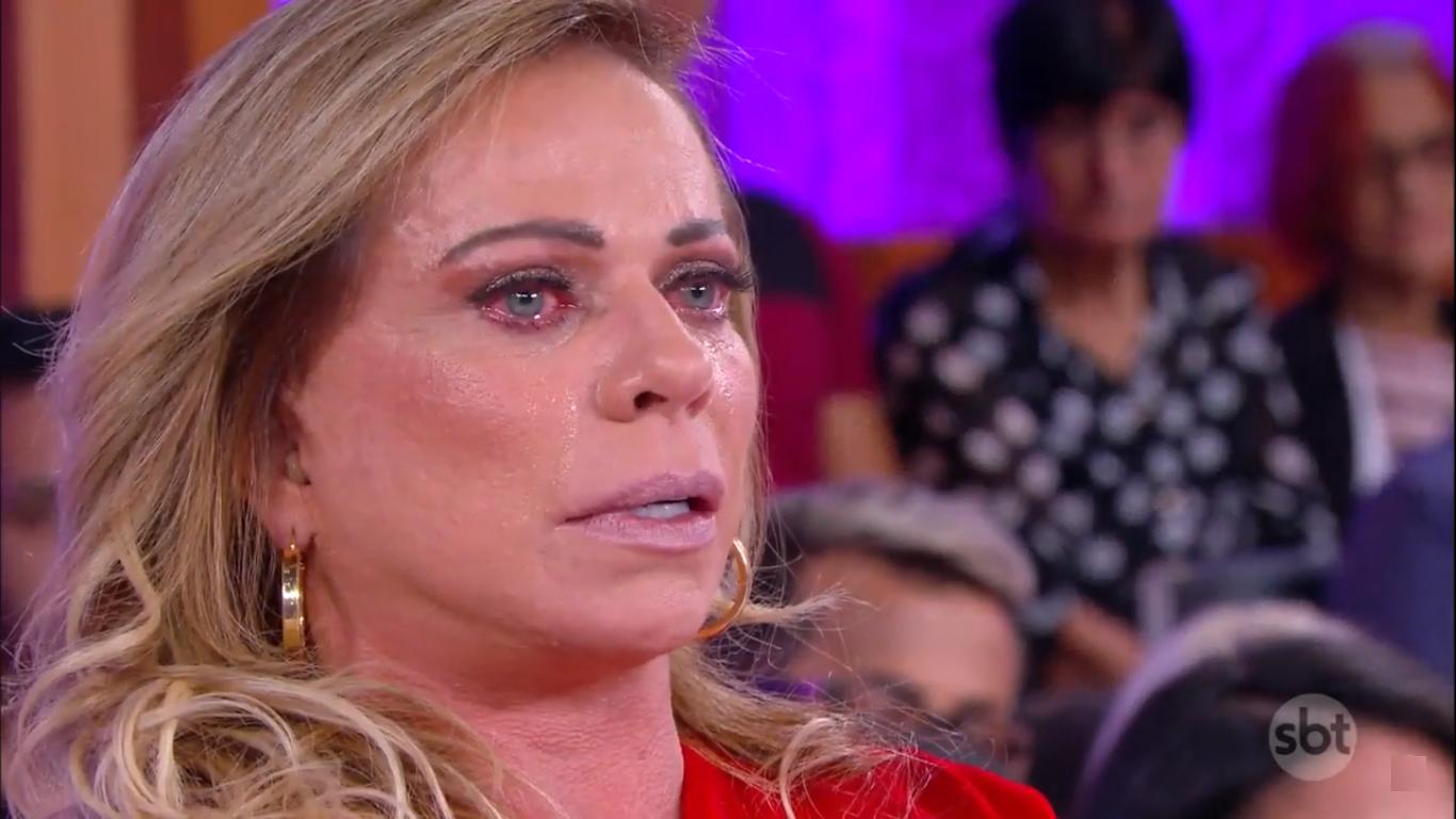 A apresentadora Christina Rocha. (Foto: Reprodução)