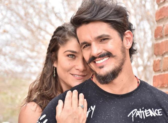 Priscila Fantin e o noivo Bruno Lopes estão completamente apaixonados (Foto divulgação)