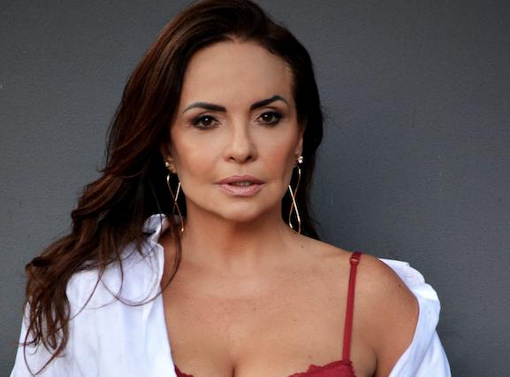 A atriz da Globo, Luiza Tomé (Foto: Divulgação)