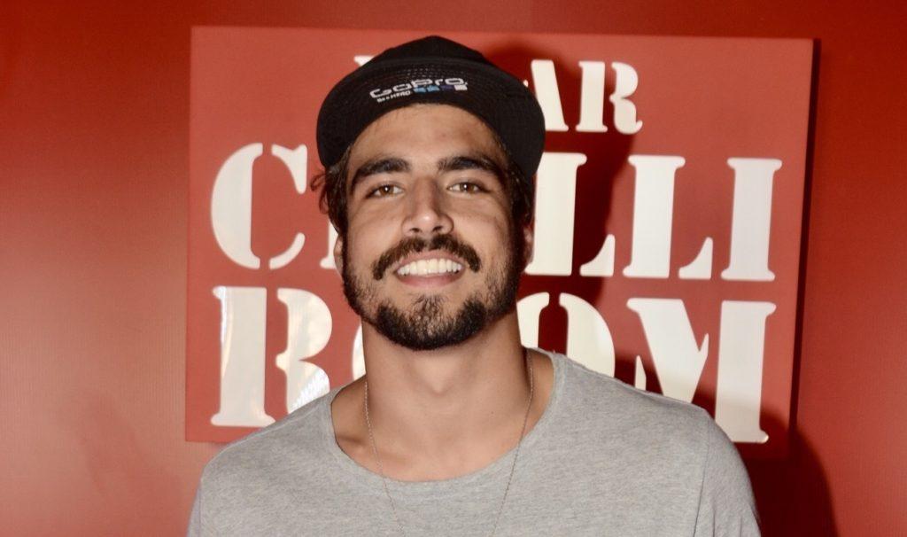 Caio Castro (Foto: Eduardo Martins / AGNEWS)