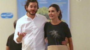 Fátima Bernardes e Túlio Gadêlha (Foto: Thiago Martins/AgNews)
