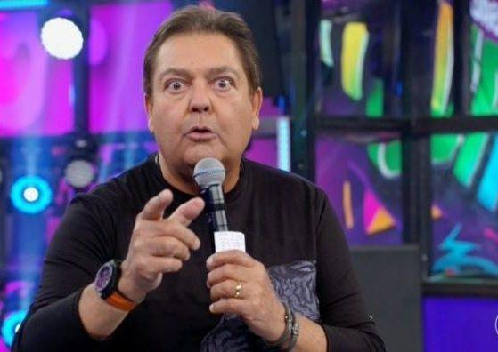 Faustão ficou irritado com a Globo e detonou emissora (Foto: Reprodução / Globo)