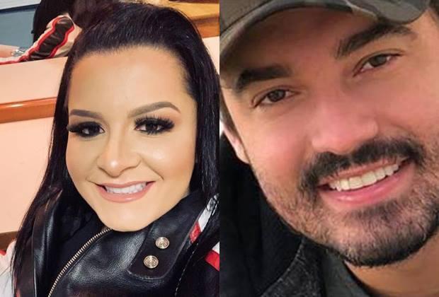 Maiara e Fernando Zor participaram do Eu Nunca nas redes sociais (Foto: Reprodução)