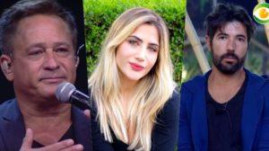 Leonardo, Jéssica e Sandro Pedroso: a polêmica continua (Foto: Reprodução/Montagem)