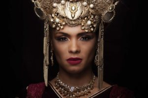 Lidi Lisboa será a protagonista da macrossérie Jezabel (Foto: Edu Moraes/Record)