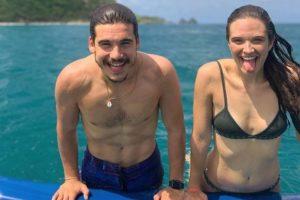Nicolas Prattes e Juliana Paiva (Foto: Reprodução)