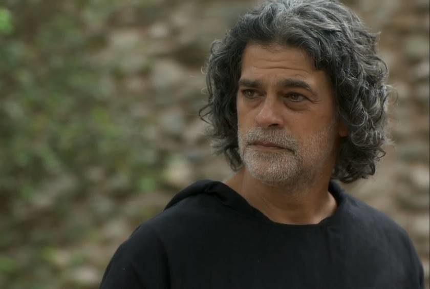 Murilo em cena da novela O Sétimo Guardião (Foto: Reprodução/Globo)