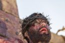 Jesus crucificado Record
