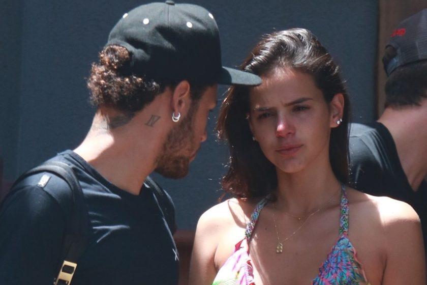Neymar e Bruna Marquezine tiveram um relacionamento conturbado (Foto: Reprodução)