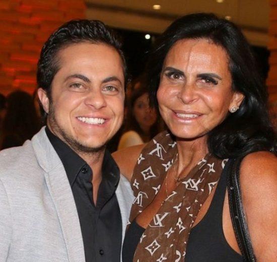 Gretchen e Thammy Miranda (Foto: Divulgação)