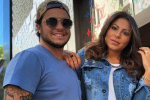 O ex-ator da Globo e filho de Gretchen, Thammy Miranda e Andressa Ferreira (Foto: Reprodução)