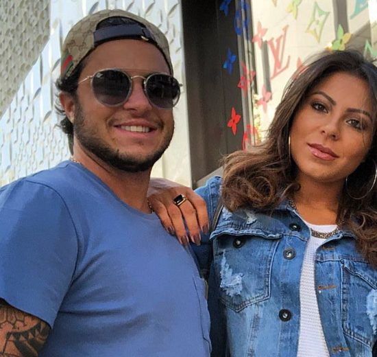 Thammy Miranda e Andressa Soares (Foto: Reprodução)