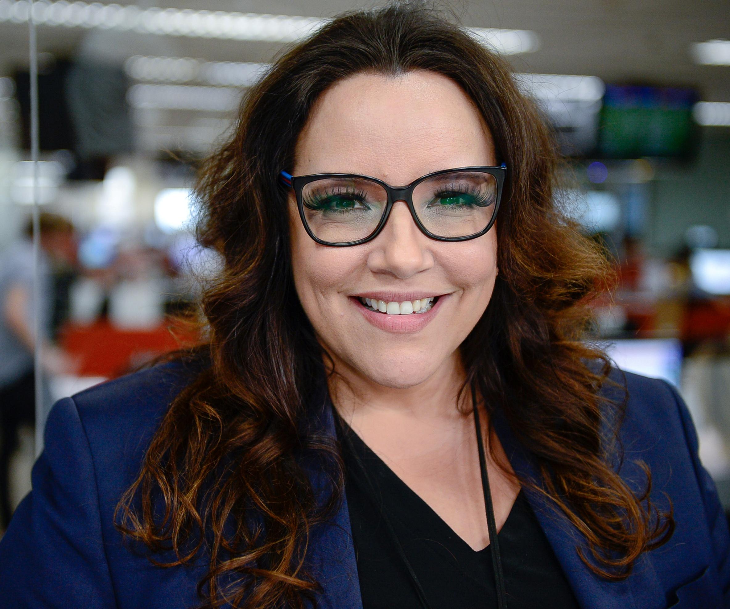 Cantora Ana Carolina