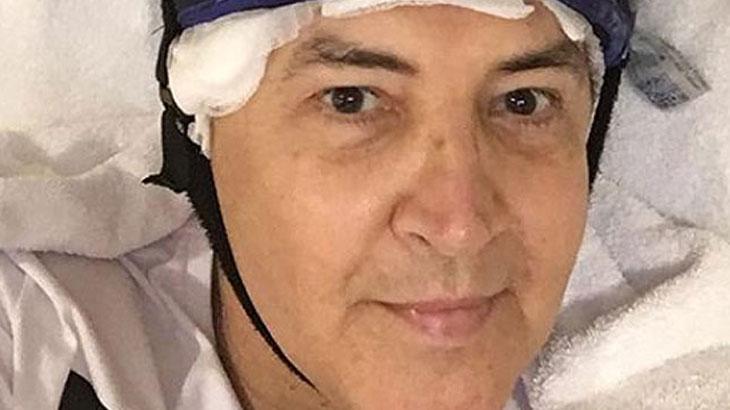 Após vencer o câncer, Beto Barbosa vai ao Encontro, diz que está vivo por milagre e que tinha pouquíssimas chances de continuar vivo