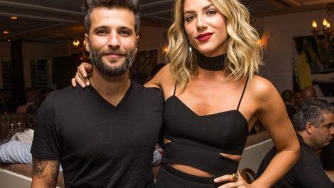 Bruno Gagliasso e Giovanna Ewbank adotaram novo membro para a família (Foto: Divulgação)