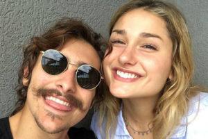 Bruno Montaleone e Sasha Meneghel (Foto: Divulgação)
