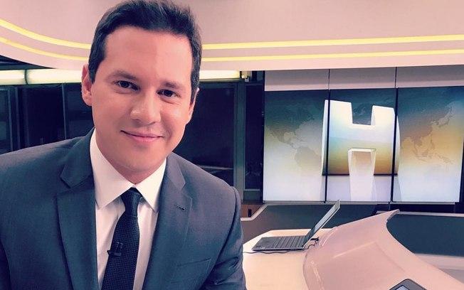 O jornalista da Globo, Dony de Nuccio (Foto: Reprodução)