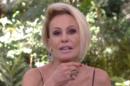 A apresentadora Ana Maria Braga passou pelo hospital após se sentir mal. (Foto: Reprodução)