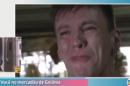 Ana Maria Braga teve um ataque de riso com o colega na Globo (Foto: Reprodução)