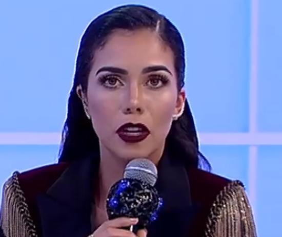 Daniela Albuquerque (Foto: Reprodução)